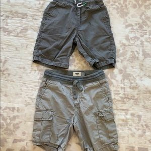 Pair of kid shorts size 5/6